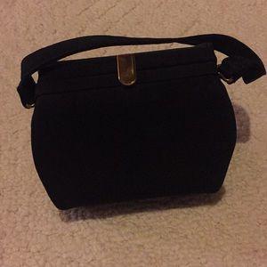 Handbags - Black Evening Bag
